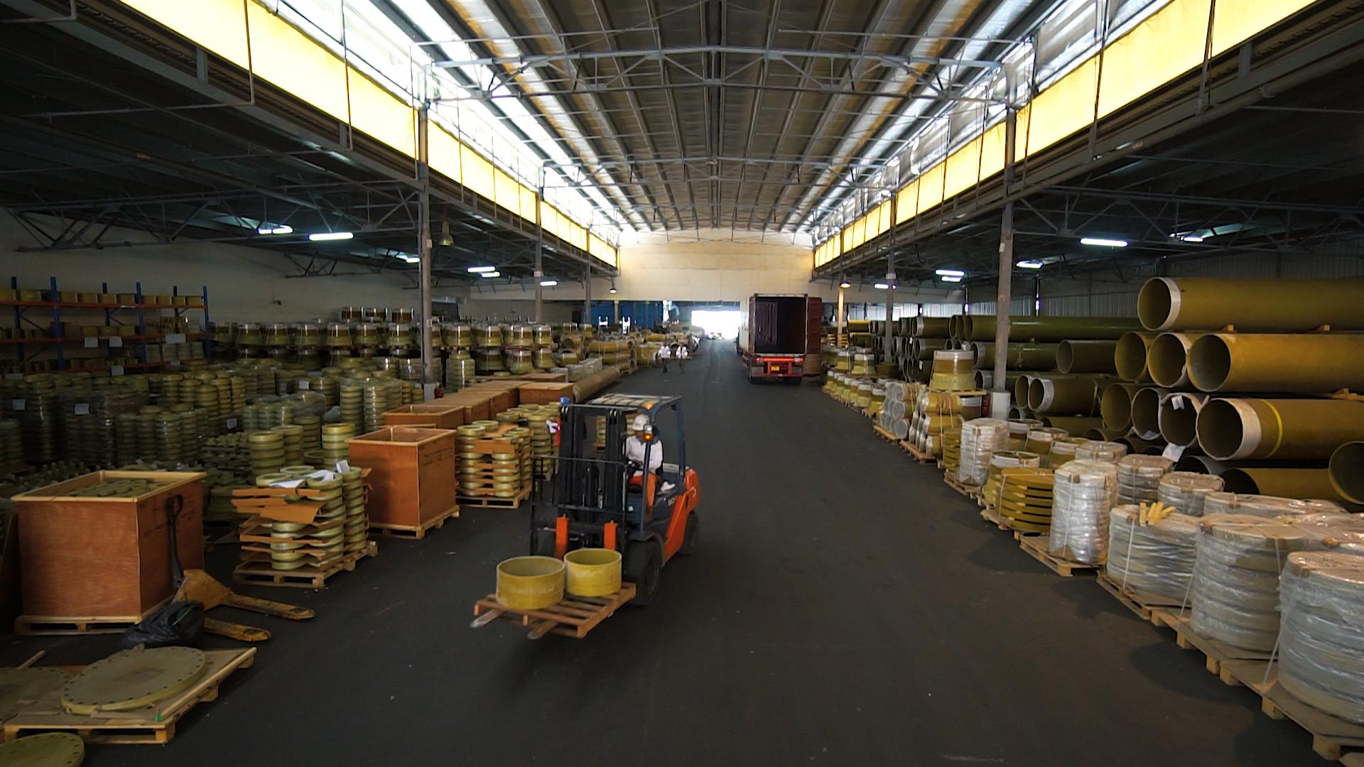 GRE warehouse